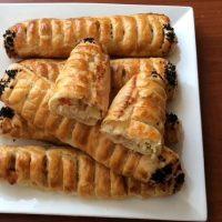 Milföylü kafes börek