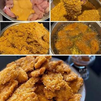 Kfc Çıtır Tavuk
