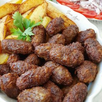 Kıbrıs Köftesi