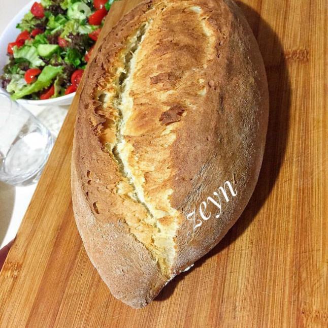 Hazır ekmek