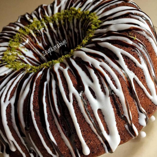 Nutellalı Kek